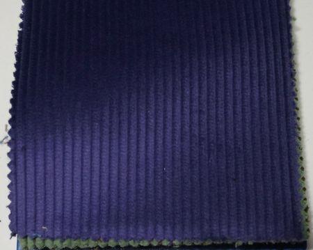 PORTER&HARDING(ポーター&ハーディング)のコーデュロイ紫