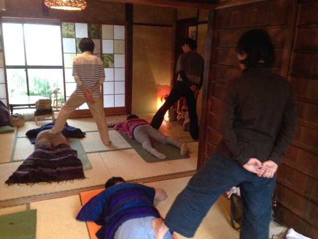 壺沙さん楽健法10/20