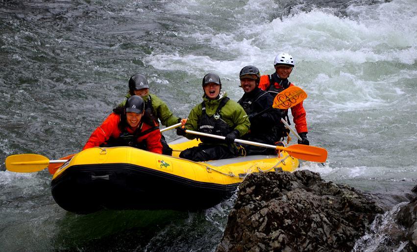 Raft TR5