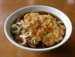 天ぷら一玉盛りうどん@新井製麺所