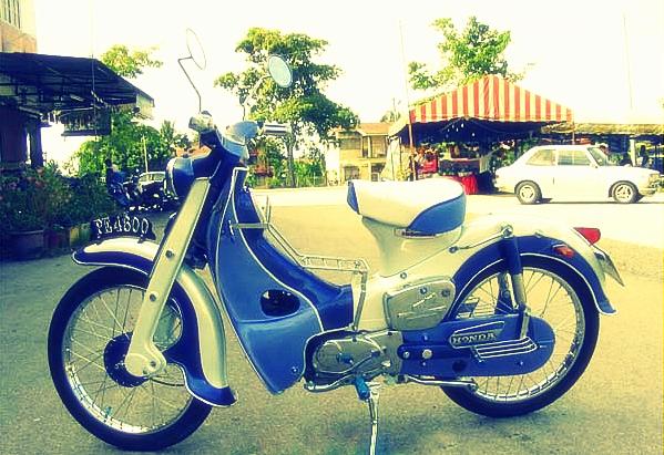 Honda cub2