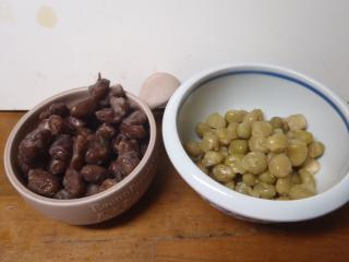 ちりんちりん豆