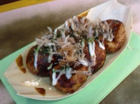 to takoyaki