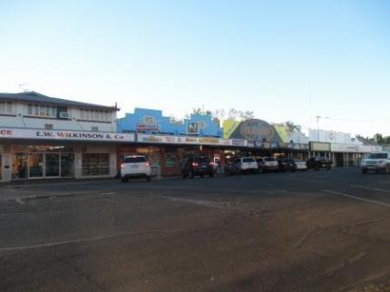 街並み商店街