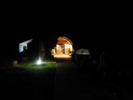 夜の天文台