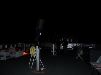 天体望遠鏡4つ