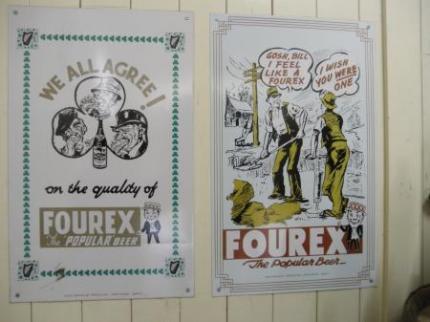 フォーエックスのポスター