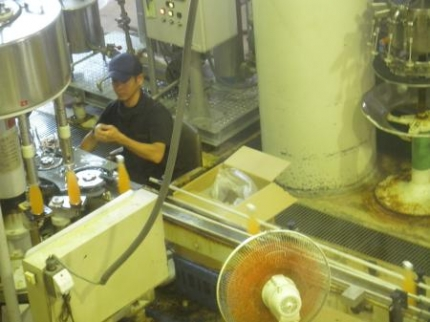 地ビール工場工程3
