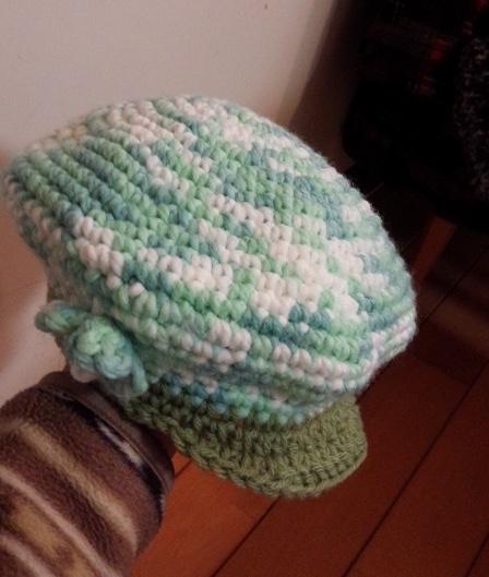 2014.11ニット帽