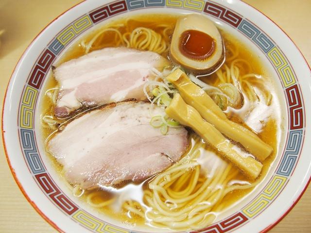 煮干鰮らーめん 圓 (7)