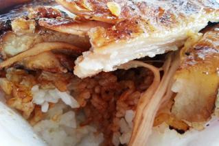 すき家 豚かばやき丼2