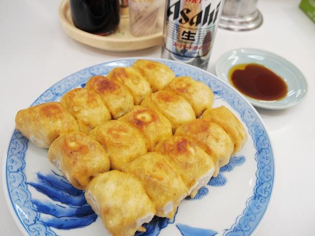 ホワイト餃子 (11)