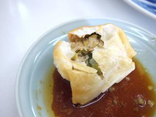 ホワイト餃子 (12)