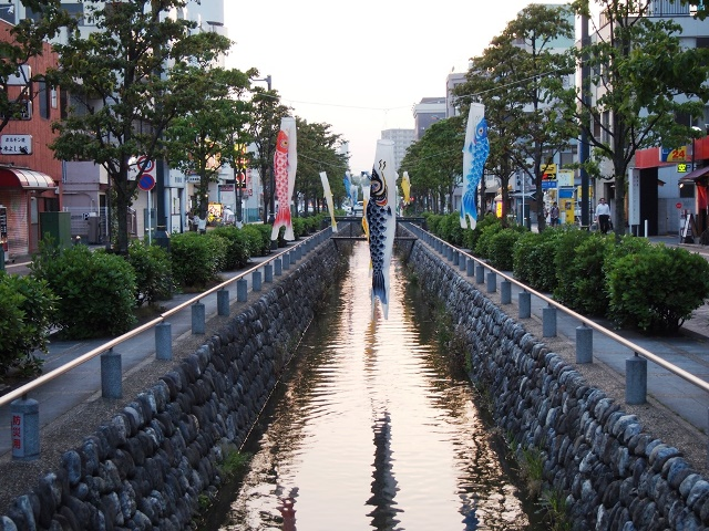星川通り(熊谷市) (1)