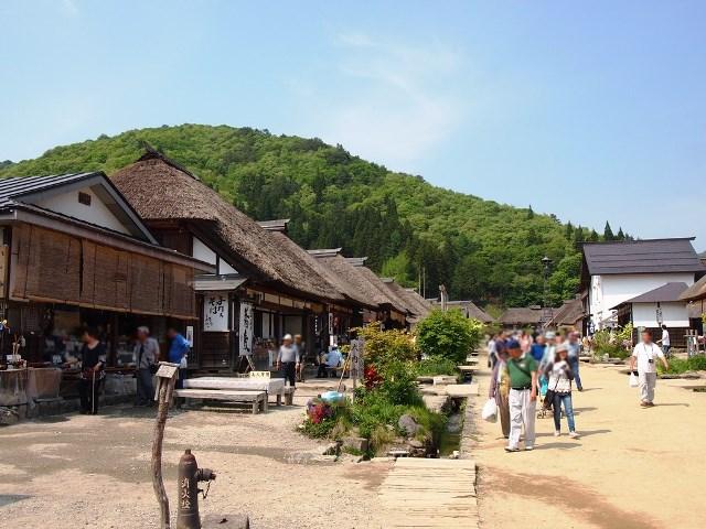 大内宿 (2)