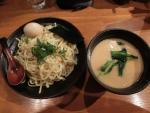 大漁まこと 雲丹まみれつけ麺 14.1.11