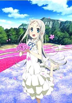 2012年「芝桜の丘」あの花コラボ・ポスター