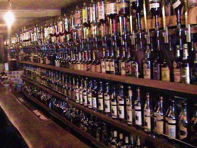 specializing  bourbon JAPAN