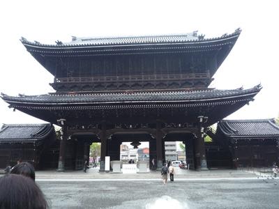 東本願寺(御影堂門)