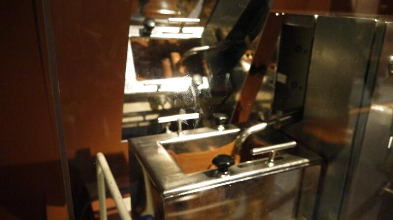 チョコレート展 コンチェの工程