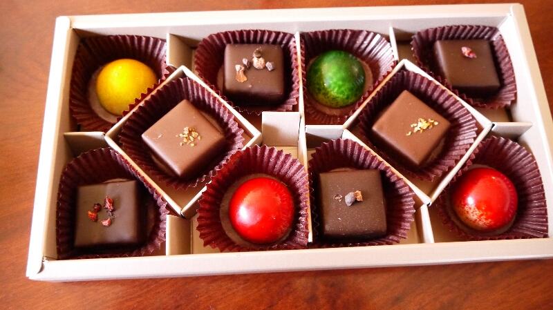 2013年バレンタインチョコレート その1