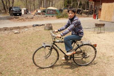 ロック 2日目 自転車2
