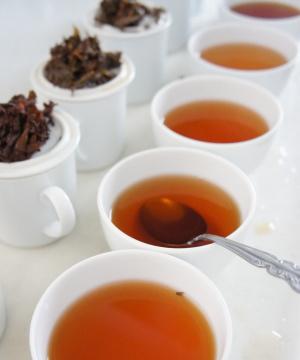 紅茶とじっくり向き合って