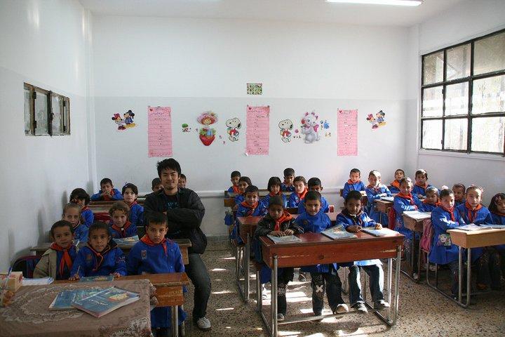 シリア訪問写真