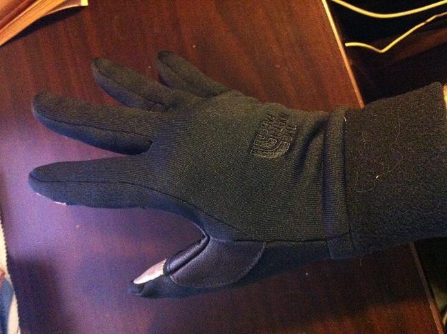 ノースフェイス手袋