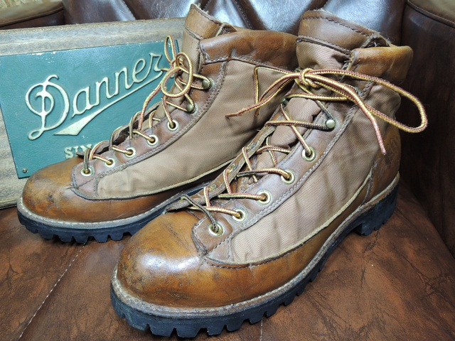 Danner×REI ダブルネーム ダナーライト