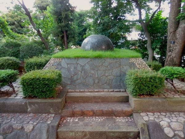 柴又八幡神社古墳