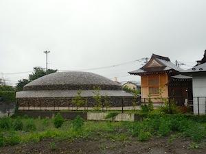 「武蔵府中熊野神社古墳」(国史跡)