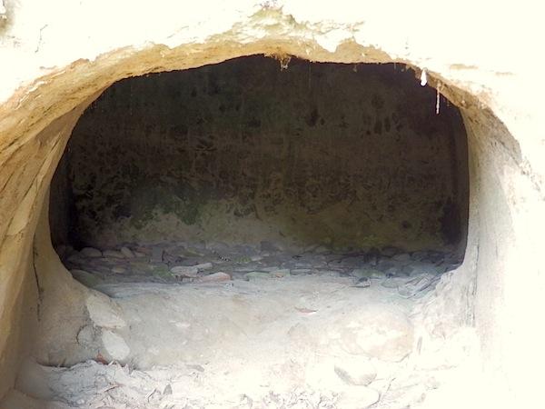 白坂横穴墓群 第5号横穴