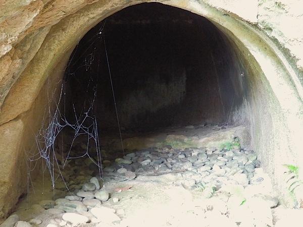 白坂横穴墓群 第6号横穴