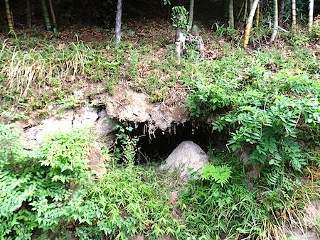 白坂横穴墓群 第4号横穴
