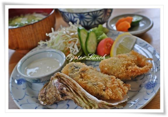牡蠣フライ定食201206