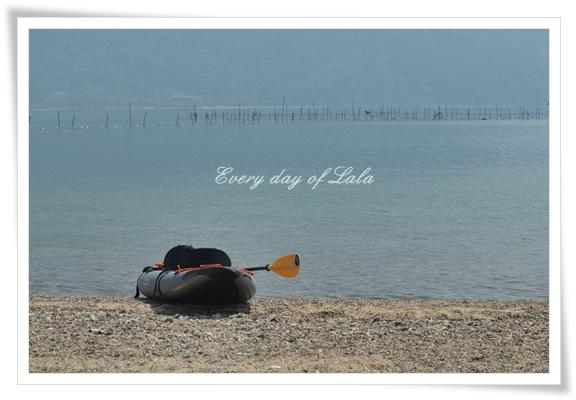 琵琶湖へ201207