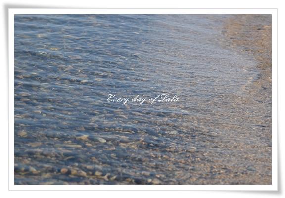琵琶湖の水201208