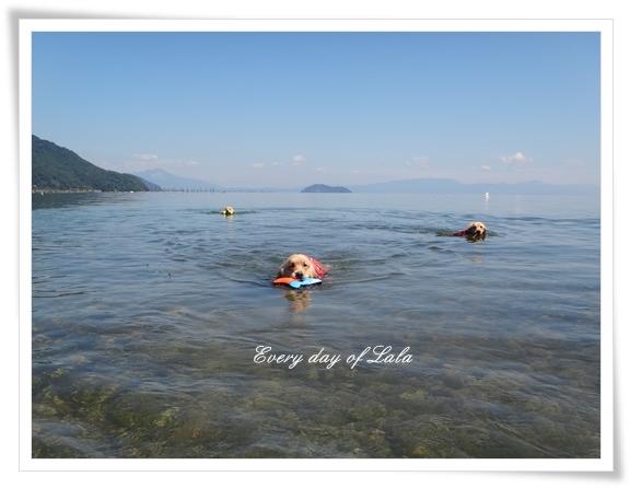 琵琶湖お友達と201208