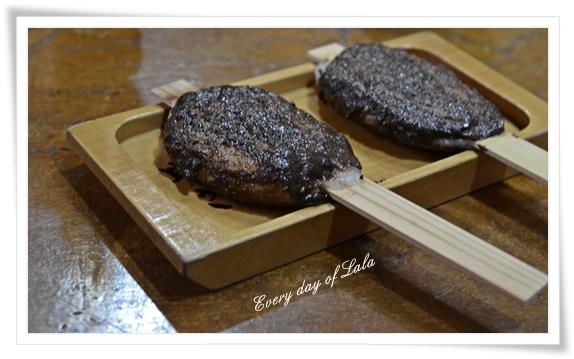 五平餅です201211