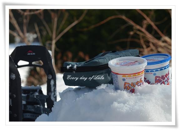 雪国でランチ201212