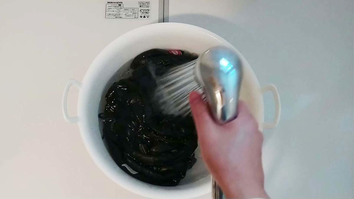 シャンボード丸洗い2