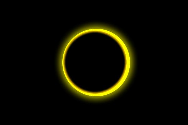 ニセ金冠日食