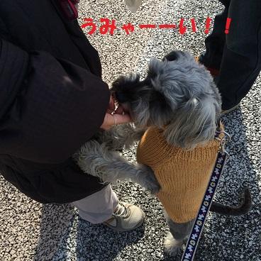 うみゃーーい!!