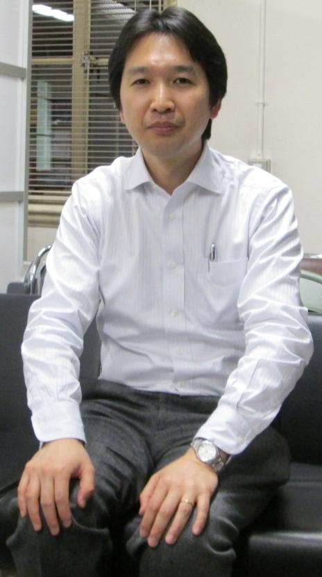 東京大学 笠井先生