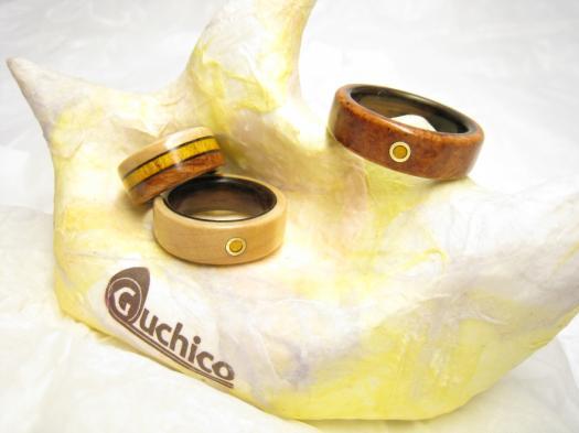木の指輪 ファミリーリング