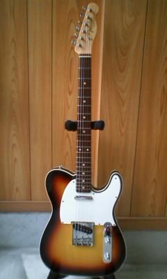 K-322 Fender USA Custom Telecaster 60s CC