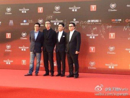 トニーさん@上海映画祭4