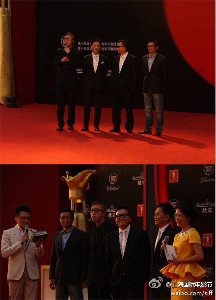 トニーさん@上海映画祭5