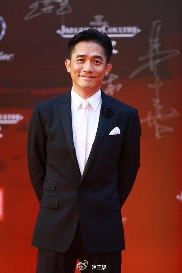トニーさん@上海映画祭2